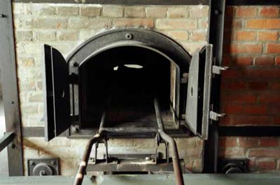 Crematory in Majdanek - Majdanek Concentration Camp