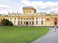 Warsaw Sights - Wilanow Palace