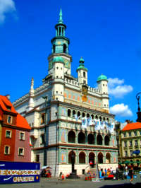 All about Poznan - Town Hall