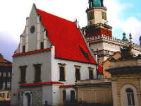 All about Poznan - Town Scales