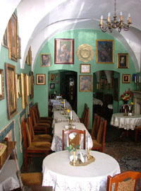 Weekend in Krakow - Ariel Restaurant