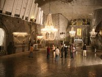 Krakow Museums - St. Kinga's Chapel