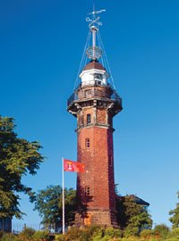 Weekend in Gdansk - New Port Lighthouse