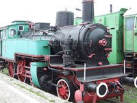 Warsaw Museums - Old Train Museum