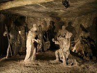 Krakow Museums - Salt Sculptures in Wieliczka