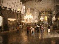 Krakow Museums - St. Kinga's Chapel
