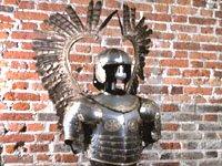 Krakow Museums - Polish Hussar Armor
