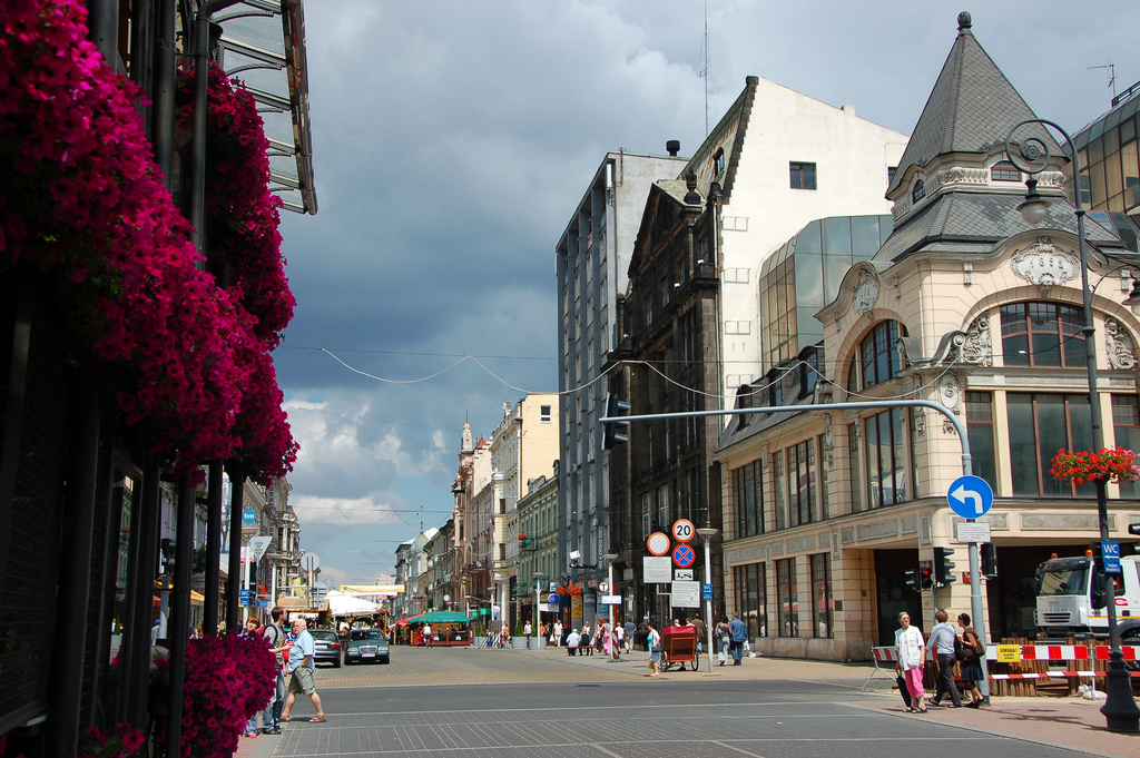 Lodz sights