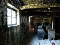 Crematory in Auschwitz I