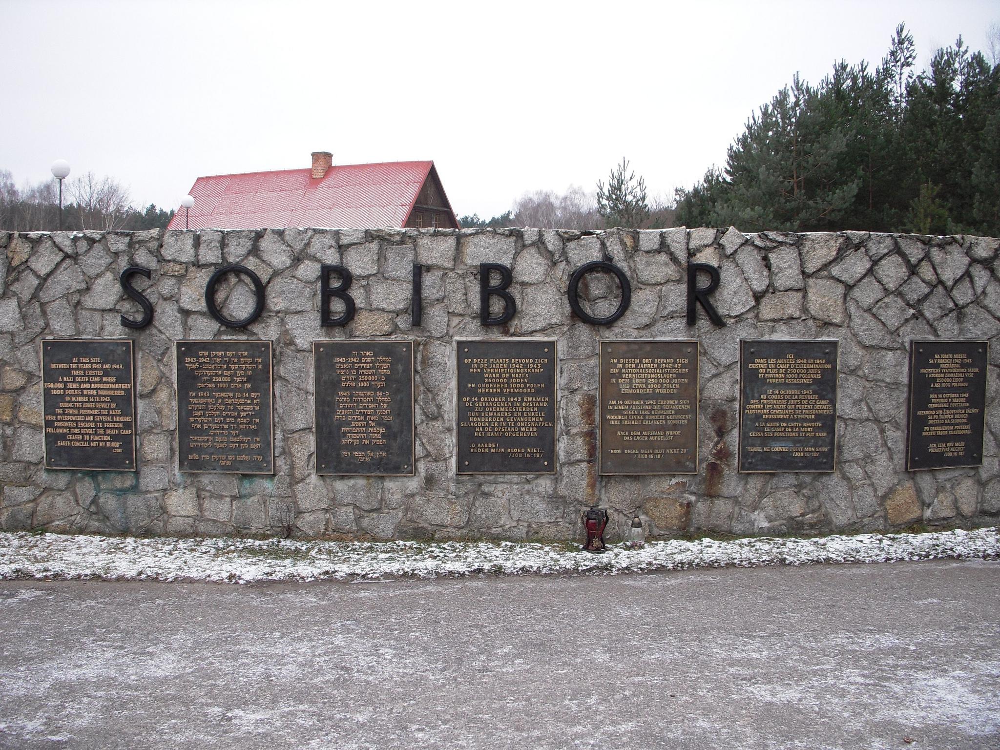Sobibor Concentration Camp | P...