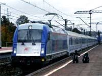 Polish Railroads - Intercity Train