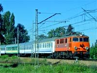 Polish Railroads - TLK Train