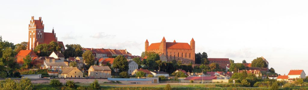 Teutonic Knights Castle in Gniew