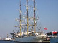 Gdansk Museums - Sailing Ship DAR POMORZA