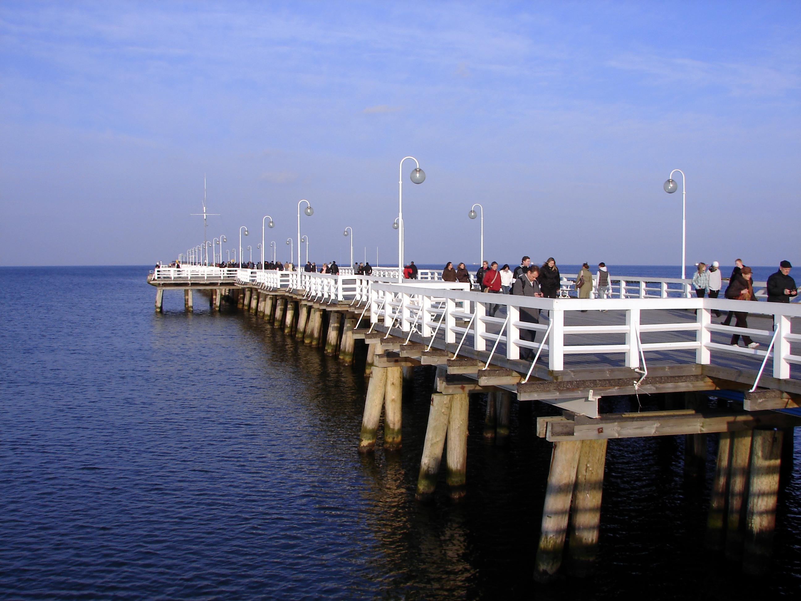 Longest Pier Sopot