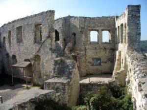 Kaziemierz Dolny Castle Ruins