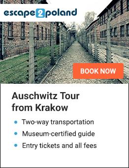 Auschwitz tour form Krakow