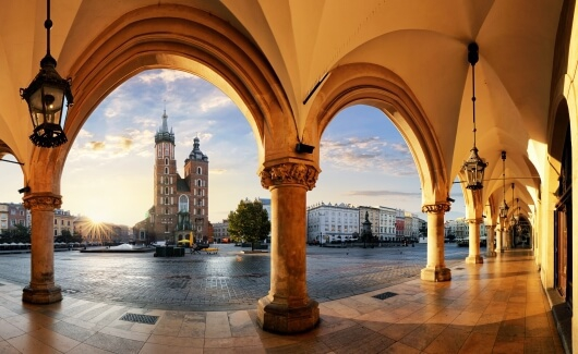 Krakow packages