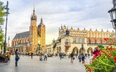 Krakow Sightseeing Package