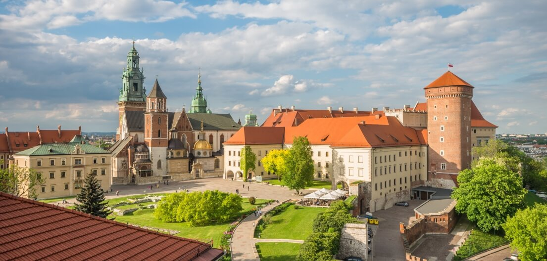 All in One Package - krakow-royal-castle-5b053f8e5a93a