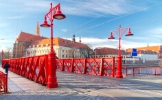 Ninebot Wroclaw Tour