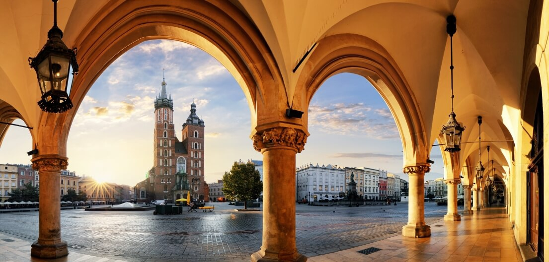 Jewish Krakow Package - old-town-square-5b042783ee52f